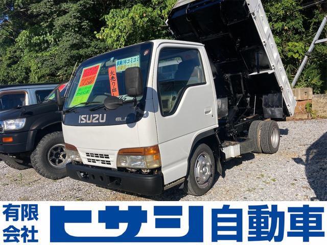 沖縄県の中古車ならエルフトラック  オールペン済 ダンプ 5速 ディーゼル 現状車