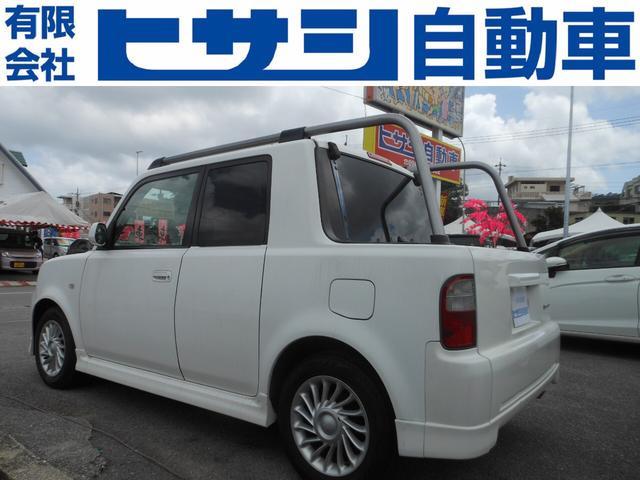 トヨタ bB オープンデッキ