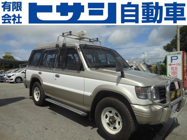 沖縄県の中古車ならパジェロ