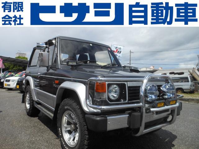 沖縄県名護市の中古車ならパジェロ ワイド XL