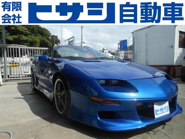 沖縄県の中古車ならシボレーカマロ  エアコン不良 現状車