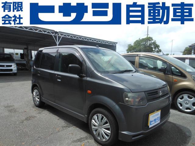 名護市 ヒサシ自動車 三菱 eKスポーツ  現状車 ガンM 15.7万km 2006(平成18)年