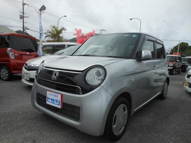沖縄県の中古車ならN-ONE G・ローダウン ベーシック プッシュスタート