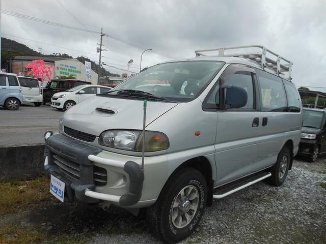 三菱 デリカスペースギア XR 現状車 4WD