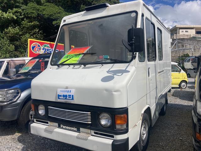 トヨタ クイックデリバリー  現状車