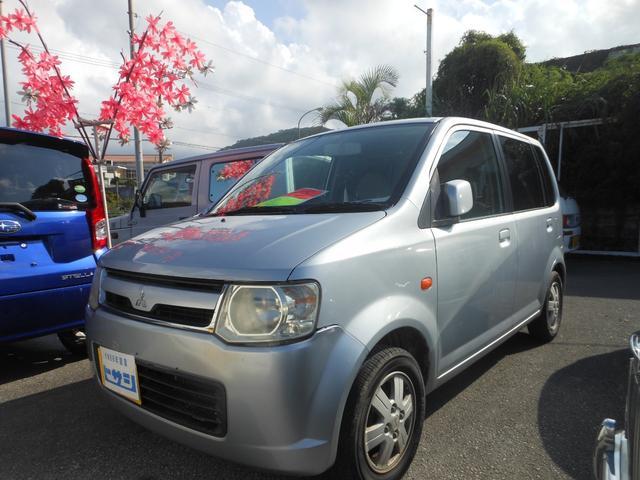 沖縄県の中古車ならeKワゴン  現状車
