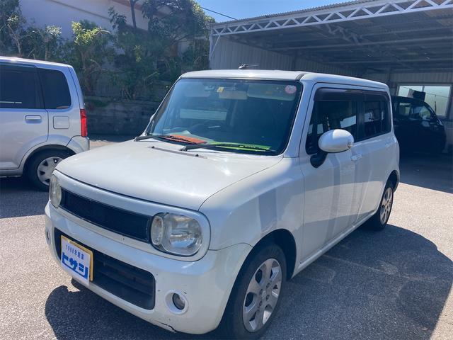 沖縄県の中古車ならアルトラパン  現状車 プッシュスタート