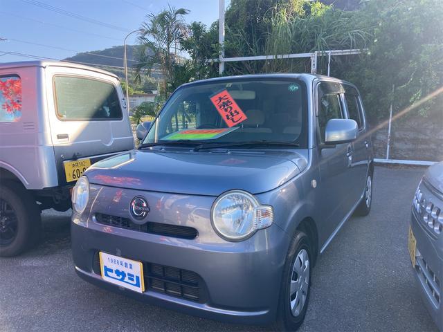 沖縄の中古車 ダイハツ ミラココア 車両価格 34万円 リ済込 2011(平成23)年 11.3万km ガンM