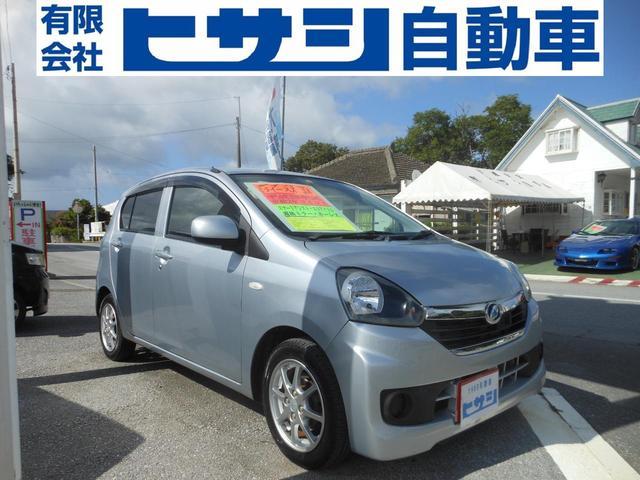 沖縄県名護市の中古車ならミライース X SA スマートアシスト