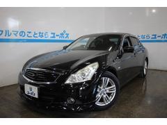 沖縄の中古車 日産 スカイライン 車両価格 109万円 リ済別 平成22年 8.8万K ブラック