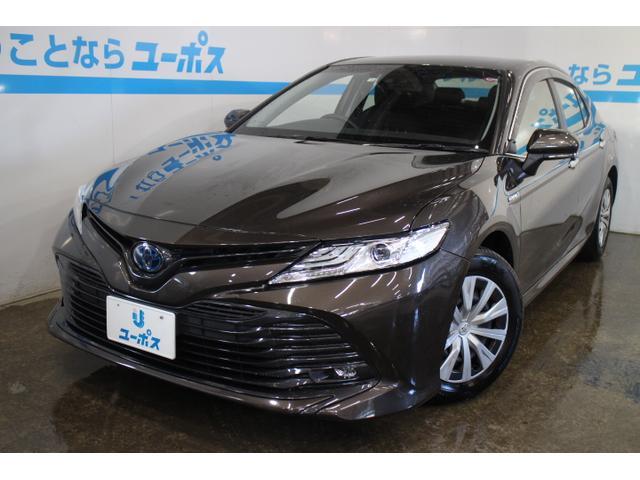 沖縄県の中古車ならカムリ X OP10年保証対象車 Tコネクトナビ セーフティセンス