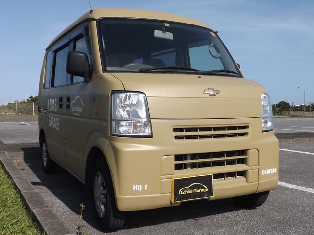 沖縄県の中古車ならエブリイ PA ハイルーフ