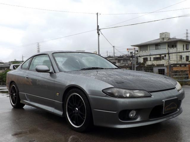 沖縄県うるま市の中古車ならシルビア スペックS