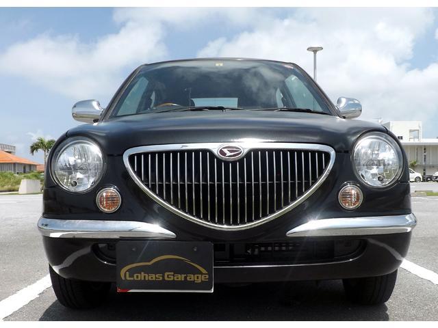 沖縄の中古車 ダイハツ オプティ 車両価格 26万円 リ済込 2001(平成13)年 6.2万km ブラックM