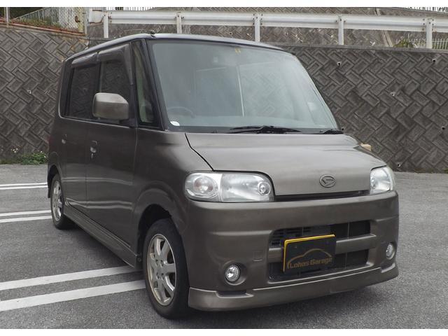 沖縄県の中古車ならタント RS