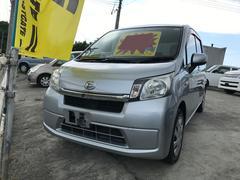 沖縄の中古車 ダイハツ ムーヴ 車両価格 32万円 リ済込 平成25年 13.2万K シルバーM