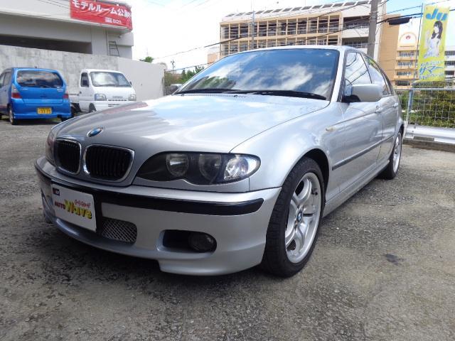 沖縄の中古車 BMW BMW 車両価格 10万円 リ済込 2003年 8.9万km シルバーM