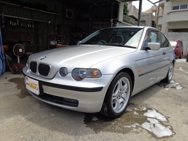 沖縄の中古車 BMW BMW 車両価格 39万円 リ済込 2002年 3.5万km グレー
