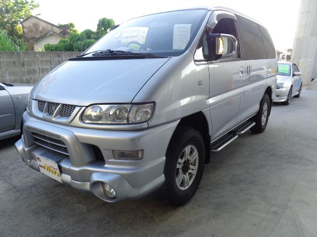 沖縄県宜野湾市の中古車ならデリカスペースギア アクティブフィールドエディション 3.0ガソリン車