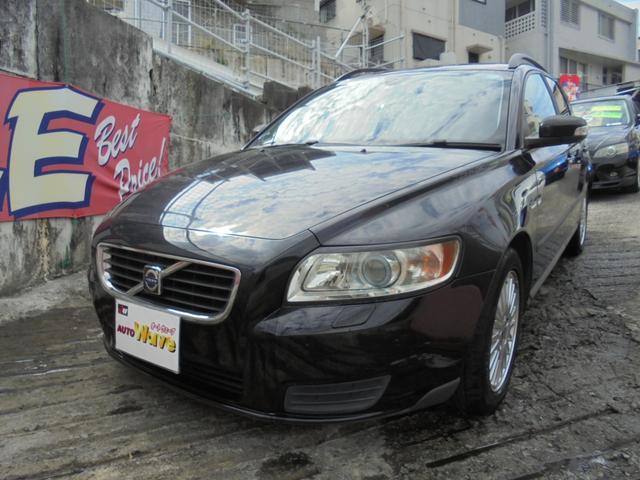 沖縄県の中古車ならボルボ V50 2.4アクティブ