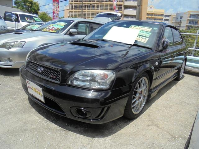 沖縄県の中古車ならレガシィB4 RSK Sエディション5速