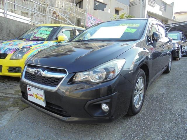 沖縄県宜野湾市の中古車ならインプレッサスポーツ 1.6i-L 5速フルタイム4WD