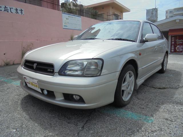沖縄県の中古車ならレガシィB4 RS 5速フルタイム4WD