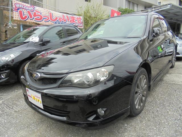 沖縄県の中古車ならインプレッサ 1.5i-S リミテッド 5速