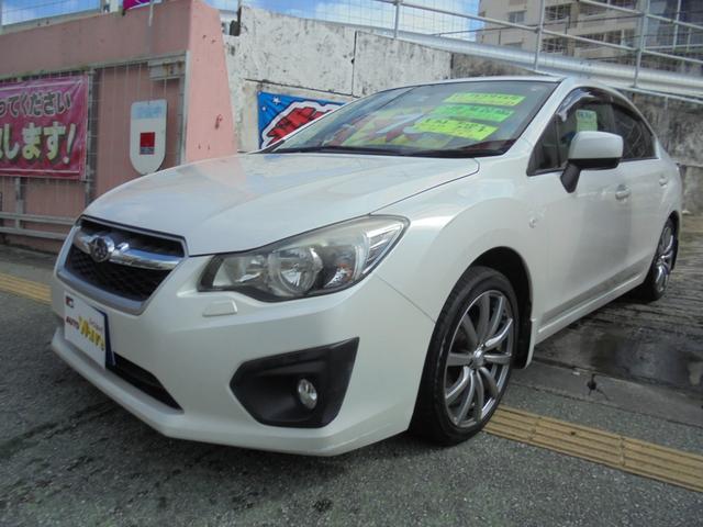 沖縄県の中古車ならインプレッサG4 1.6i-L スポーツ5速フルタイム4WD