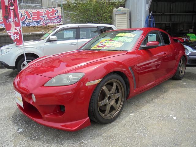 沖縄県の中古車ならRX-8 タイプS 6速RE雨宮改