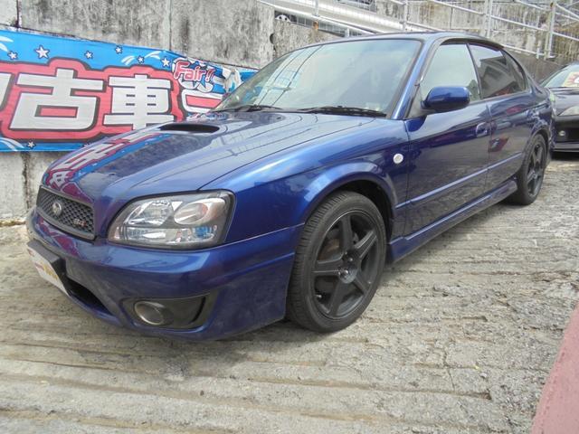 スバル レガシィB4 RSK 5速ツインターボフルタイム4WD