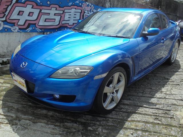 沖縄県の中古車ならRX-8 タイプS 6速