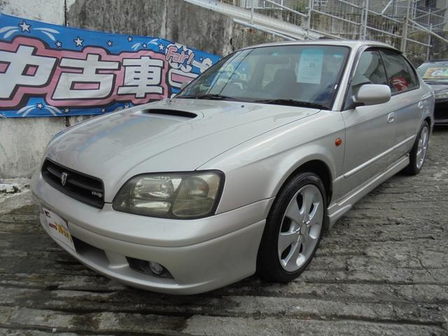 沖縄県の中古車ならレガシィB4 RSK 5速ツインターボフルタイム4WD
