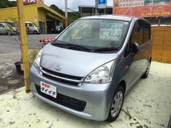 沖縄の中古車 ダイハツ ムーヴ 車両価格 42万円 リ済込 平成23年 3.2万K シルバーM