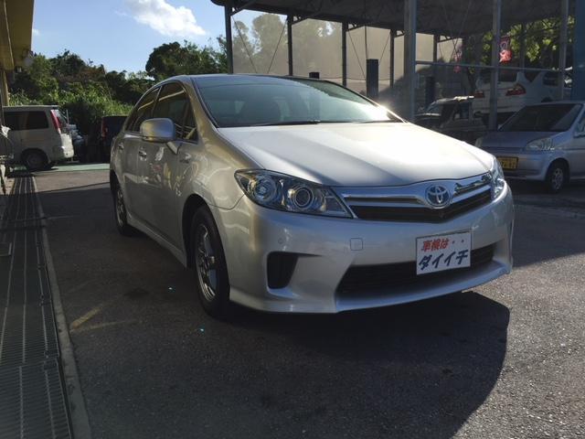 沖縄の中古車 トヨタ SAI 車両価格 89万円 リ済込 平成21年 8.6万km シルバーM