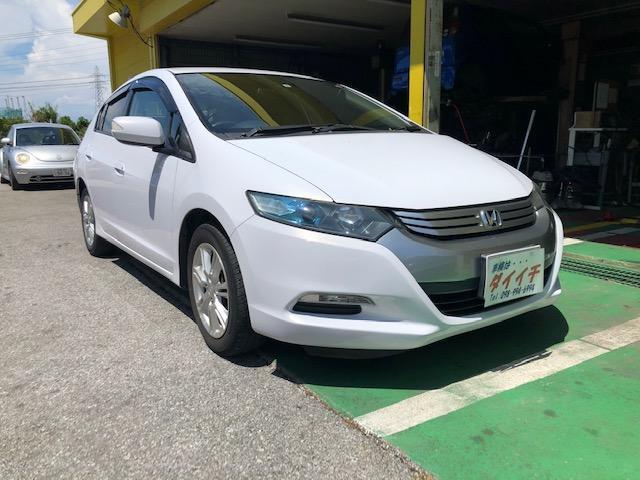 沖縄県の中古車ならインサイト L