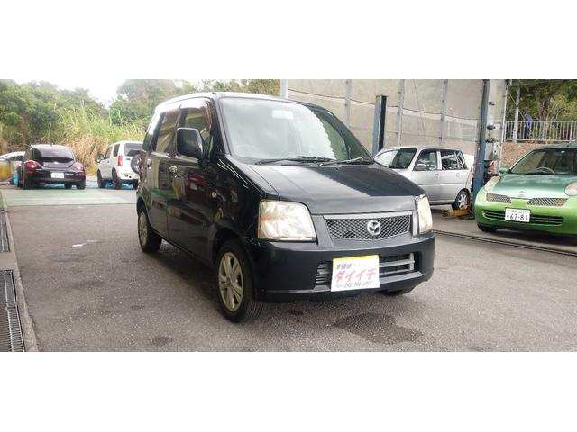 沖縄県浦添市の中古車ならAZワゴン FM-A