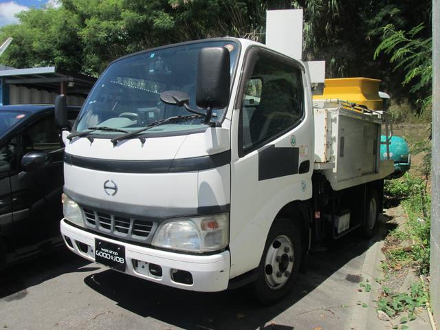 沖縄県の中古車ならデュトロ 高所作業車 SH08B 走行4.3万km オートマ 軽油