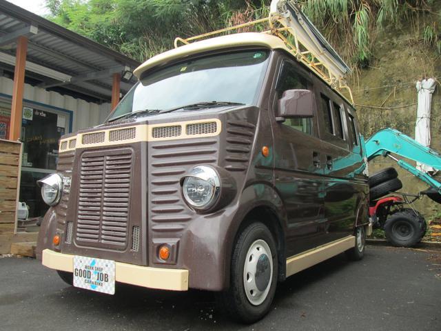 スズキ ジョインターボ フレンチバス仕様 MT5速 キーレス