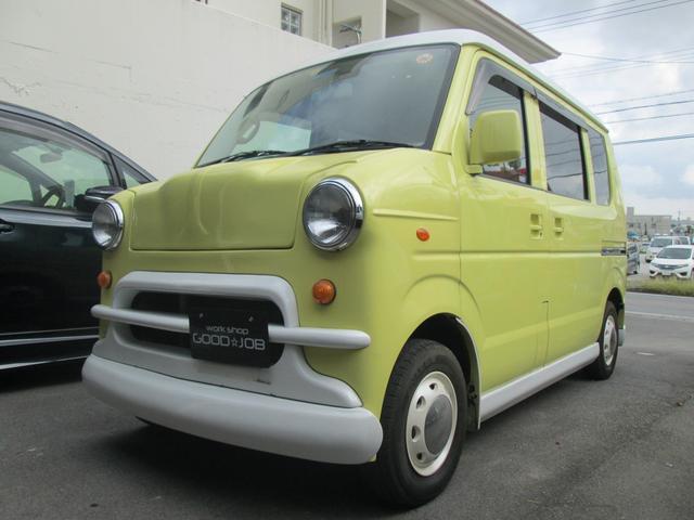 沖縄県の中古車ならエブリイ クラシックスタイルキャンピングバス