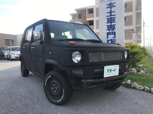 沖縄の中古車 ダイハツ ネイキッド 車両価格 89万円 リ済込 2002(平成14)年 6.2万km 色替