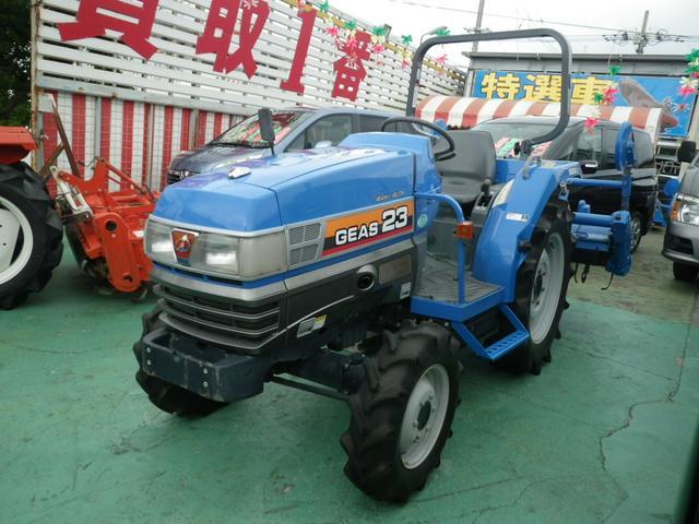 ISEKI 農用トラクター GEAS23(1枚目)