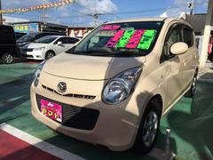 沖縄の中古車 マツダ キャロル 車両価格 47万円 リ済込 平成25年 2.6万K ベージュ