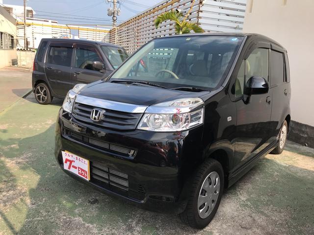 ホンダ 軽自動車 インパネAT 保証付 4名乗り CD MD