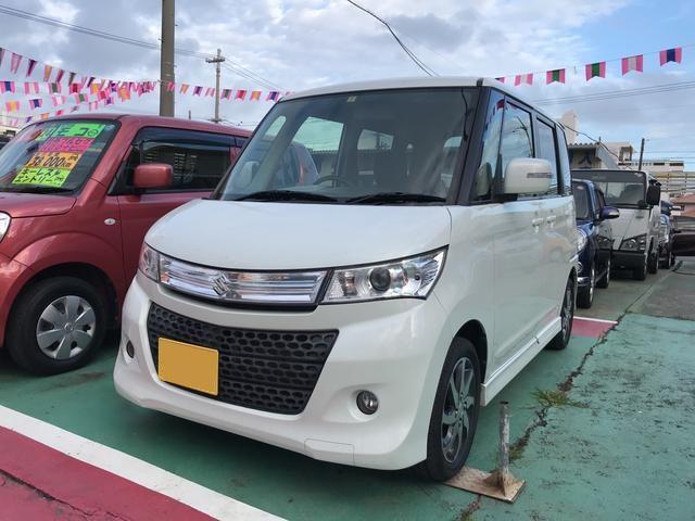 沖縄県の中古車ならパレットSW TS