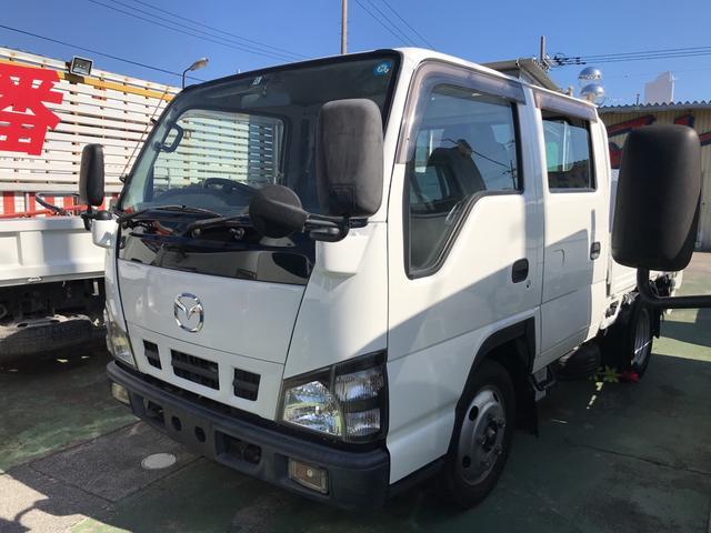 沖縄県の中古車ならタイタントラック Wキャブ 2t パワーゲート