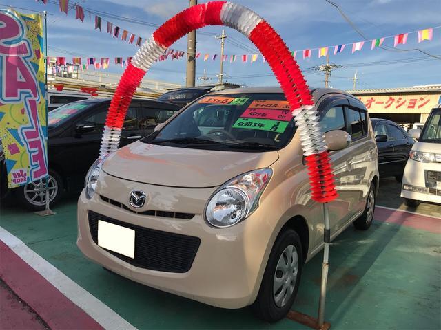 沖縄県の中古車ならキャロル XS