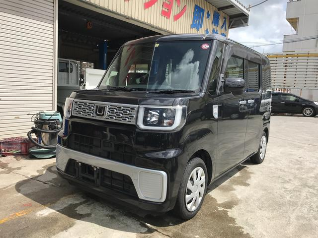 沖縄県うるま市の中古車ならウェイク L SA