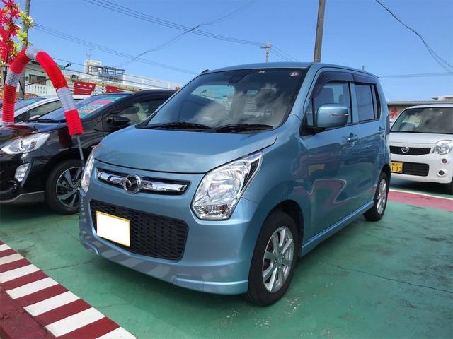沖縄県うるま市の中古車ならフレア XS