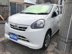 沖縄の中古車 ダイハツ ミライース 車両価格 39万円 リ済込 平成25年 8.8万K ホワイト